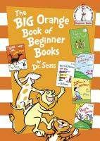The Big Orange Book of Beginner Books PDF