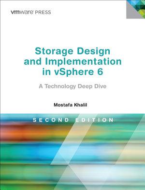 Storage Design and Implementation in vSphere 6