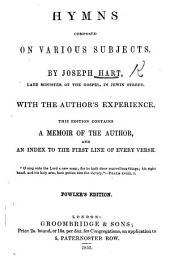 Hymns, etc