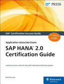 SAP HANA 2 0 Certification Guide PDF