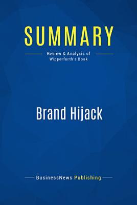 Summary  Brand Hijack