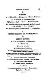 Catalogue des livres imprimés, manuscrits, estampes, dessins et cartes à jouer, composant la bibliothèque de m. C. Leber: Volume4