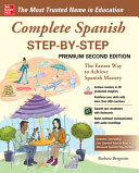 Complete Spanish Step by Step  Premium Second Edition