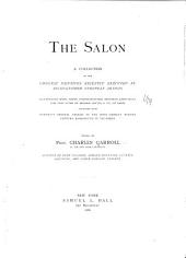 The Salon: A Collection of the Choicest Paintings Recently Executed by Distinguished European Artists ...