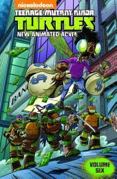 Teenage Mutant Ninja Turtles: New Animated Adventures, Vol. 6