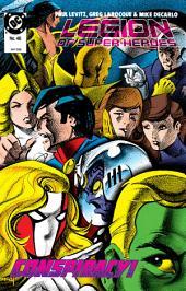 Legion of Super-Heroes (1984-) #46