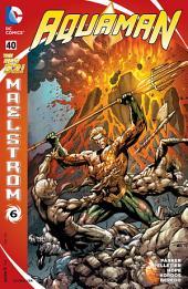 Aquaman (2011-) #40