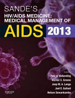 Sande s HIV AIDS Medicine E Book PDF