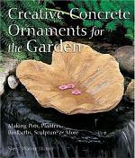 Creative Concrete Ornaments for the Garden