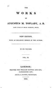 The works of Augustus M. Toplady: Volume 3