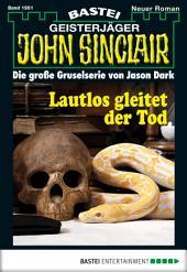 John Sinclair - Folge 1951: Lautlos gleitet der Tod