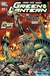 Green Lantern (2005-) #24