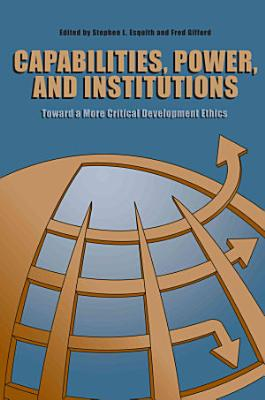 Capabilities  Power  and Institutions