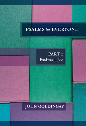 Psalms for Everyone PDF