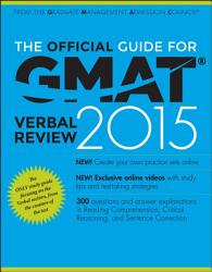 The Official Guide For Gmat Verbal Review 2015 Book PDF