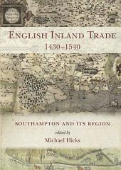 English Inland Trade