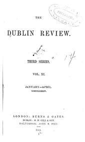 The Dublin Review: Volume 94