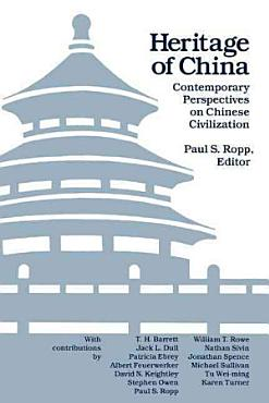 Heritage of China PDF