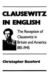 Clausewitz In English Book PDF