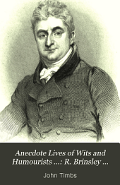 R. Brinsley Sheridan. Richard Porson. Rev. Sydney Smith. Theodore Hook. James and Horace Smith