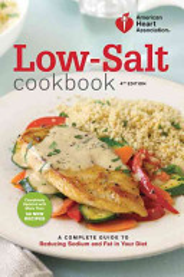 American Heart Association Low Salt Cookbook Book PDF
