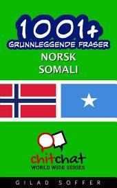 1001+ grunnleggende fraser norsk - Somali