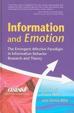 Information and Emotion