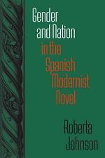 Gender and Nation in the Spanish Modernist Novel