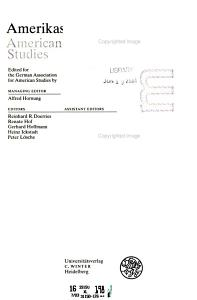 Amerikastudien PDF