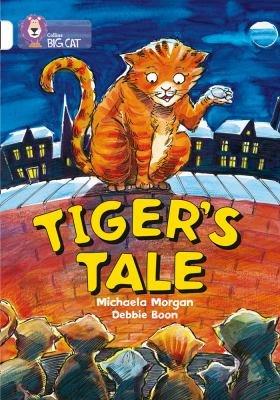 Collins Big Cat   Tiger s Tales