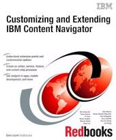 Customizing and Extending IBM Content Navigator