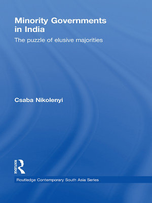 Minority Governments in India PDF