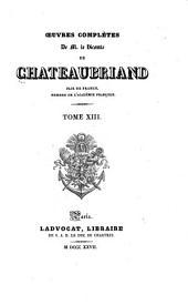 Oeuvres complètes: Génie du Christianisme, III