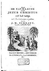 Van de navolging van Jezus Christus