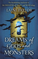 Dreams of Gods and Monsters  Daughter of Smoke and Bone Trilogy 3  PDF