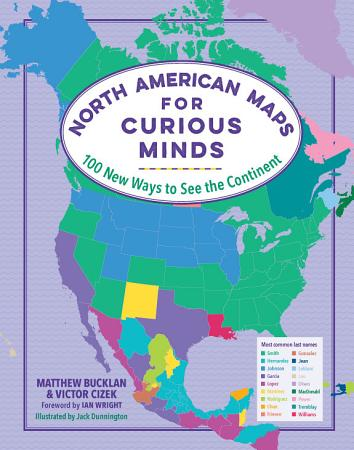 North American Maps for Curious Minds PDF