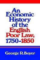 An Economic History of the English Poor Law  1750 1850 PDF