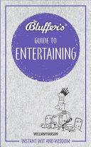 Bluffer's Guide to Entertaining