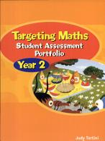 Targeting Mental Maths  Year 2  Student assessment portfolio PDF