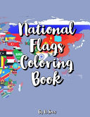 National Flags Coloring Book