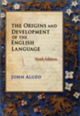 The Origins and Development of the English Language PDF