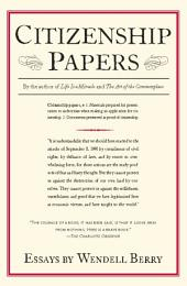 Citizenship Papers: Essays