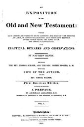 An exposition of the Old and New Testament ...: Volume 1