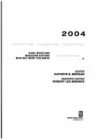 2004 Writer's Market Online