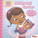 Doc McStuffins A Baby Doll for Doc Book