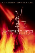 Law Without Justice