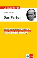 Lekt  rehilfen Patrick S  skind  Das Parfum  PDF