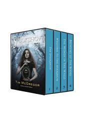 Spookshow Box Set (books 1-4): The Murder House Arc