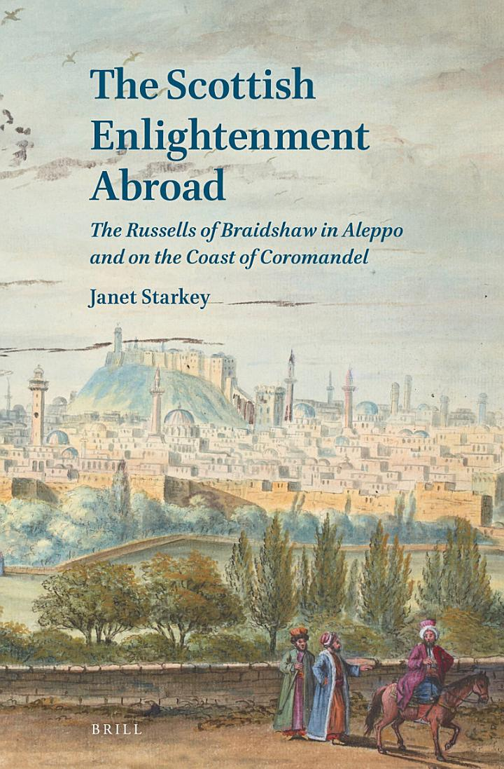 The Scottish Enlightenment Abroad