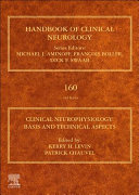 Clinical Neurophysiology: Basis and Technical Aspects, Part I